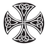 Traversa celtica Immagini Stock