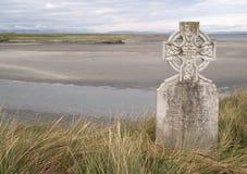 Traversa celtica fotografie stock libere da diritti