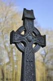 Traversa celtica Immagine Stock