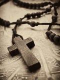Traversa del rosario Immagini Stock Libere da Diritti
