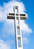 Traversa religiosa Fotografia Stock