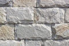Travertin, Granit, Baumaterialien planen gefärbt Stockbild