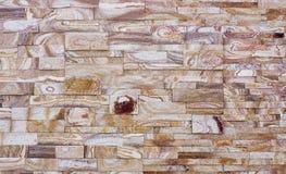 Travertin, Granit, Baumaterialien planen gefärbt Lizenzfreies Stockfoto