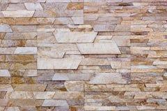 Travertin, Granit, Baumaterialien planen gefärbt Stockfotos