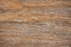 Travertine in beown color texture for ideal personal design. High resolution photo stock photos