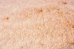 Travertine Formations Royalty Free Stock Photos