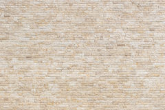 Travertine natural stone wall texture and background Royalty Free Stock Photography