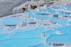 Free Travertine Pools And Terraces In Pamukkale Stock Photo - 40989930