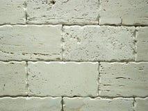 Travertine stone Stock Image