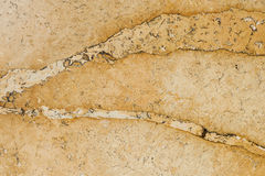 Travertine Stone Stock Photo