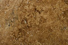 Travertine Stone Royalty Free Stock Photography