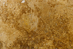 Travertine Stone Stock Image
