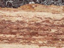Travertine stone Royalty Free Stock Image