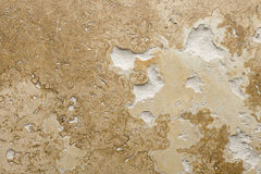 Travertine Stone Royalty Free Stock Image