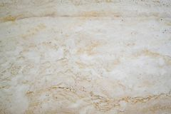 Travertine stone texture. Stock Photography