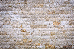 Travertine stone wall texture background Royalty Free Stock Photos