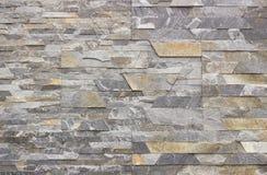 travertino, granito, ardósia dos materiais de construção colorida Foto de Stock Royalty Free