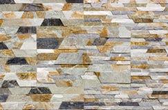 travertino, granito, ardósia dos materiais de construção colorida Imagens de Stock