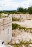 Travertino marble Royalty Free Stock Image