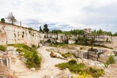 Travertino marble Royalty Free Stock Photos