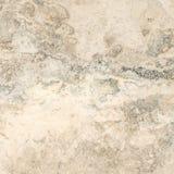 Travertino, Marmurowa tekstura, kamienny tło płytki projekt Obraz Stock