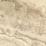 Travertino, Marmurowa tekstura, kamienny tło płytki projekt Fotografia Royalty Free
