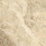 Travertino, Marmurowa tekstura, kamienny tło płytki projekt Obrazy Royalty Free