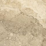 Travertino, Marmurowa tekstura, kamienny tło płytki projekt Obrazy Stock