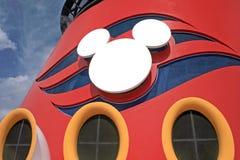 Travesía de Disney Fotografía de archivo libre de regalías