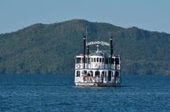 Travesía de la reina de Lakeland - Rotorua Nueva Zelanda Imágenes de archivo libres de regalías