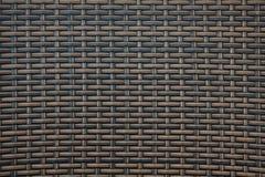 Travesía de la textura de madera marrón Imagen de archivo