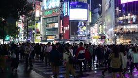 Travesía de Shibuya en Tokio