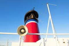 Travesía del transbordador Fotografía de archivo libre de regalías
