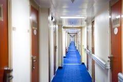 Travesía del transbordador Imagen de archivo libre de regalías