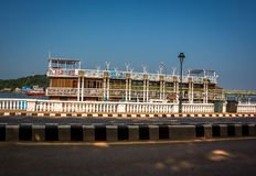 Travesía Goa del casino imagen de archivo