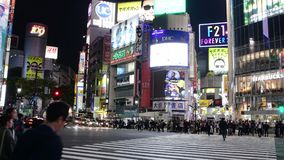 Traves?a de Shibuya en Tokio