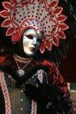 Travestimento di Carnivale Immagini Stock