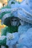 Travestimento di Carnivale Fotografia Stock