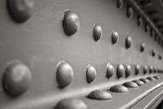 Travi di acciaio Immagini Stock Libere da Diritti