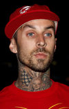 Travis Barker. Attends the LG Electronics` LG Launch of the `Scarlet` HDTV Series held at the Pacific Design Center in West Hollywood, California, United States stock photography