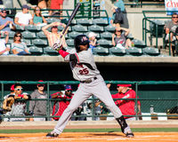 Travis Demeritte, Hickory Crawdads Royalty Free Stock Photography