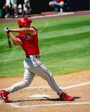 Travis Lee Philadelphia Phillies 1B Lizenzfreie Stockfotografie