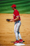 Travis Lee Philadelphia Phillies 1B Στοκ Εικόνα