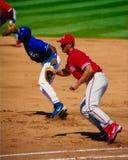 Travis Lee Philadelphia Phillies 1B Στοκ φωτογραφία με δικαίωμα ελεύθερης χρήσης