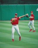 Travis Lee, Philadelphia Phillies Stock Photo