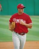 Travis Lee, Philadelphia Phillies Royalty Free Stock Photo
