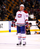 Travis Moen Montreal Canadiens Royalty Free Stock Photo