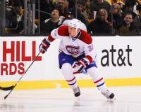 Travis Moen Montreal Canadiens Lizenzfreie Stockbilder