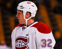 Travis Moen Montreal Canadiens Stock Photo