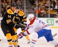 Travis Moen. Montreal Canadiens left wing Travis Moen #32 Stock Photo
